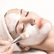 Peeling und Masken